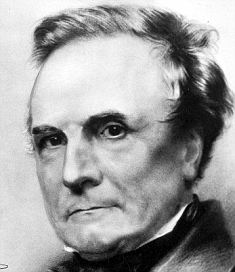 Charles of the day:  Charles Babbage