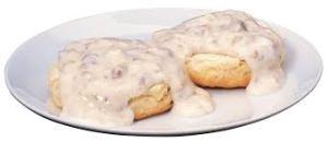 biscuit gravy