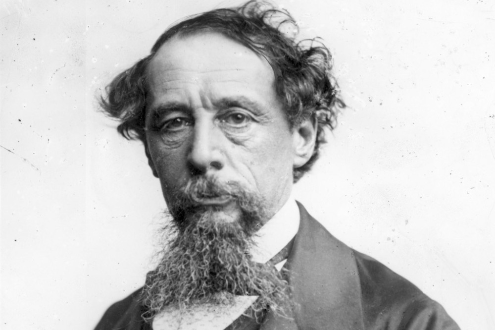 Charles of the day:  Charles Dickens