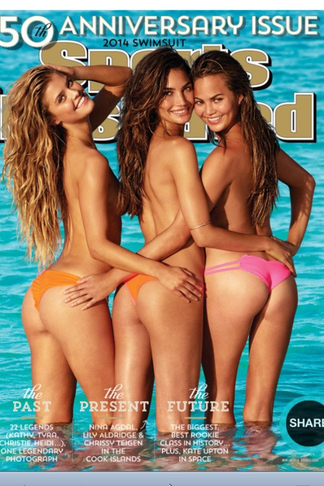 2014 Sports Illustrated Swimsuit Issue Cover | TouchMyCulture