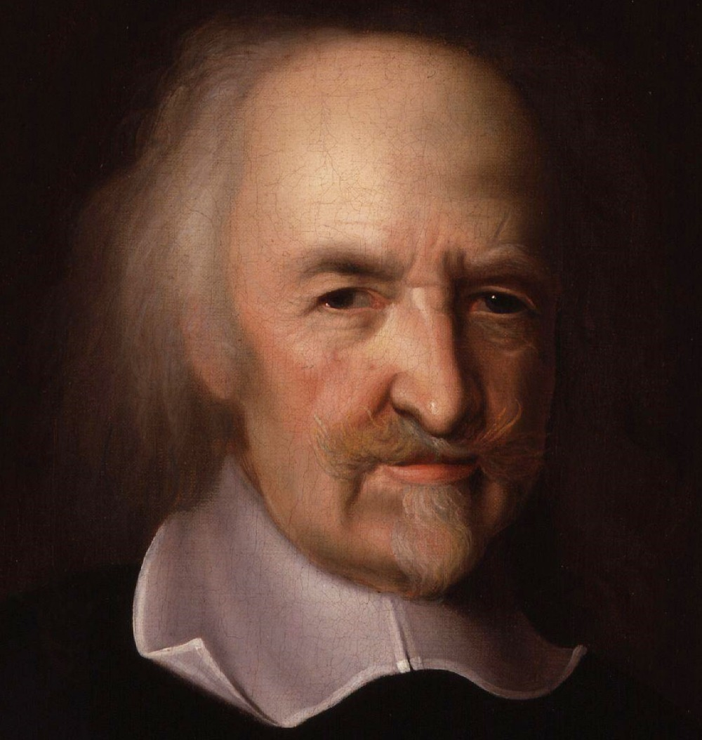 Charles of the day:  Thomas Hobbes