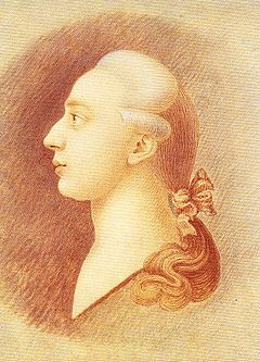 A Burger eater worth mentioning:  Giacomo Casanova