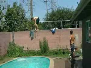 pool hop