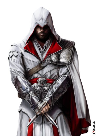 Ezio-Auditore-De-Firenze-by-sXeven