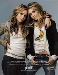 olsen twins got milk